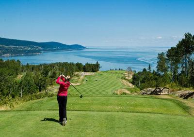 Club de golf Fairmont Manoir Richelieu